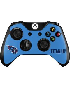 Tennessee Titans Team Motto Xbox One Controller Skin