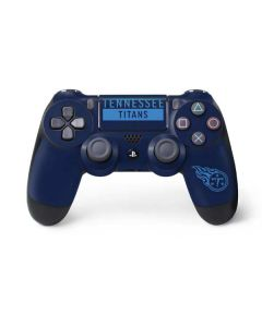 Tennessee Titans Navy Blue Performance Series PS4 Pro/Slim Controller Skin