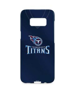 Tennessee Titans Team Jersey Galaxy S8 Plus Lite Case