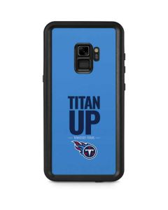 Tennessee Titans Team Motto Galaxy S9 Waterproof Case