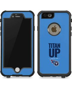 Tennessee Titans Team Motto iPhone 6/6s Waterproof Case