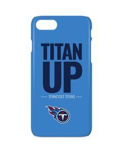 Tennessee Titans Team Motto iPhone 8 Lite Case