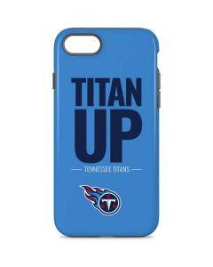 Tennessee Titans Team Motto iPhone 8 Pro Case