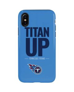 Tennessee Titans Team Motto iPhone X Pro Case