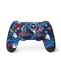 Tennessee Titans Tropical Print PS4 Pro/Slim Controller Skin