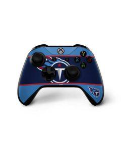 Tennessee Titans Zone Block Xbox One X Controller Skin
