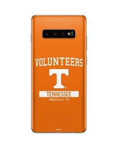 Tennessee Volunteers Galaxy S10 Plus Skin
