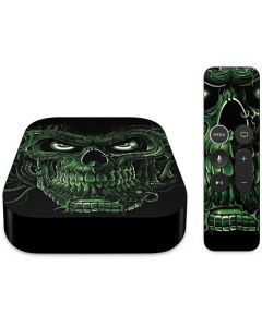 Terminator Dragon Apple TV Skin