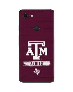 Texas A&M Aggies Google Pixel 3 XL Skin