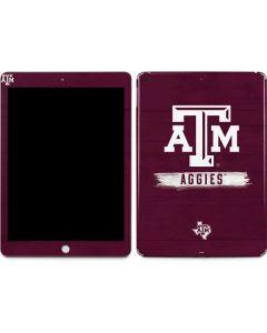 Texas A&M Aggies Apple iPad Skin