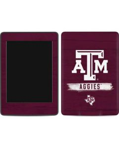 Texas A&M Aggies Amazon Kindle Skin