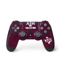 Texas A&M Aggies PS4 Pro/Slim Controller Skin