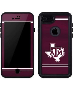 Texas A&M Alternative iPhone 7 Waterproof Case