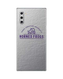 Texas Christian University Horned Frogs Galaxy Note 10 Skin