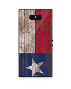 Texas Flag Dark Wood Razer Phone 2 Skin