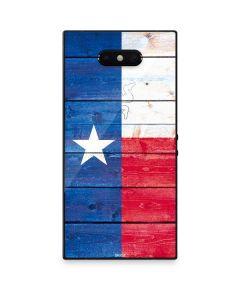 Texas Flag Light Wood Razer Phone 2 Skin
