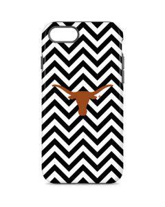 Texas Longhorns Chevron Black iPhone 7 Pro Case