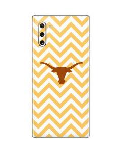 Texas Longhorns Chevron Galaxy Note 10 Skin