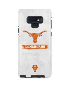 Texas Longhorns Distressed Galaxy Note 9 Pro Case