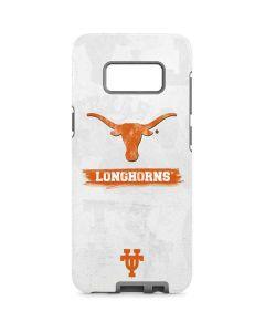 Texas Longhorns Distressed Galaxy S8 Pro Case