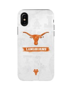 Texas Longhorns Distressed iPhone XS Pro Case