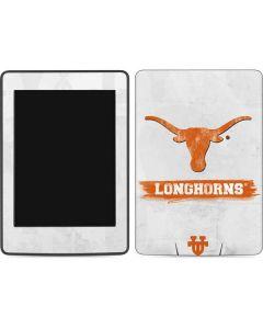 Texas Longhorns Distressed Amazon Kindle Skin