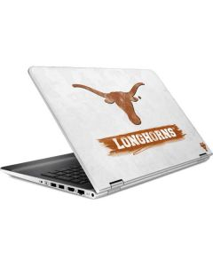 Texas Longhorns Distressed HP Pavilion Skin
