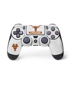 Texas Longhorns Distressed PS4 Controller Skin