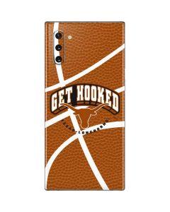 Texas Longhorns Get Hooked Galaxy Note 10 Skin
