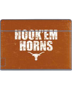 Texas Longhorns Hook Em Galaxy Book Keyboard Folio 12in Skin
