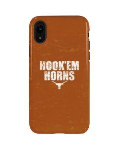 Texas Longhorns Hook Em iPhone XR Pro Case
