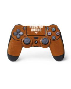 Texas Longhorns Hook Em PS4 Controller Skin