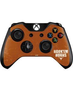 Texas Longhorns Hook Em Xbox One Controller Skin