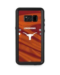 Texas Longhorns Jersey Galaxy S8 Plus Waterproof Case