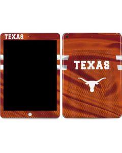 Texas Longhorns Jersey Apple iPad Skin