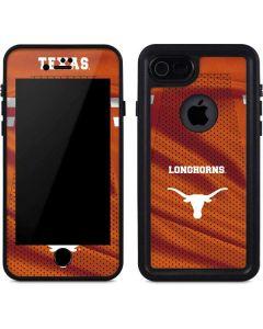 Texas Longhorns Jersey iPhone 7 Waterproof Case