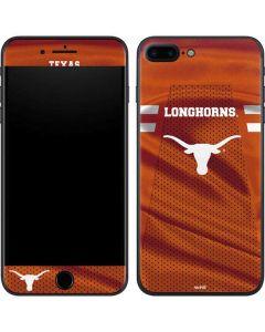 Texas Longhorns Jersey iPhone 8 Plus Skin