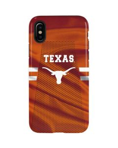 Texas Longhorns Jersey iPhone X Pro Case