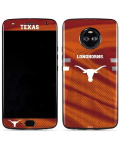 Texas Longhorns Jersey Moto X4 Skin