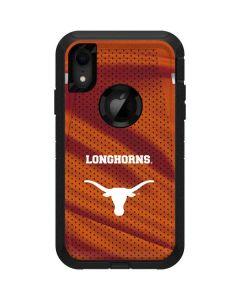 Texas Longhorns Jersey Otterbox Defender iPhone Skin