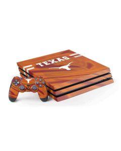 Texas Longhorns Jersey PS4 Pro Bundle Skin
