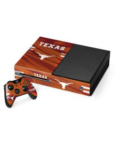 Texas Longhorns Jersey Xbox One Console and Controller Bundle Skin