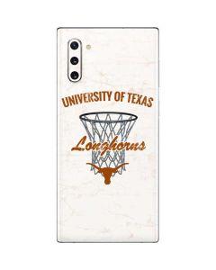 Texas Longhorns Net Galaxy Note 10 Skin