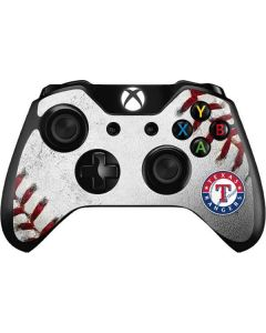 Texas Rangers Game Ball Xbox One Controller Skin