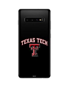 Texas Tech Red Raiders Galaxy S10 Plus Skin
