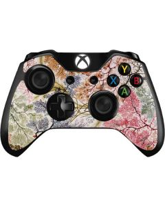 Textile Design by William Kilburn Xbox One Controller Skin