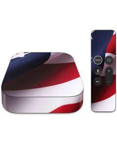 The American Flag Apple TV Skin