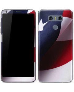 The American Flag LG G6 Skin