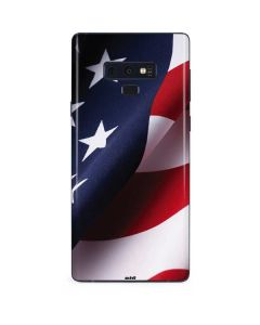 The American Flag Galaxy Note 9 Skin