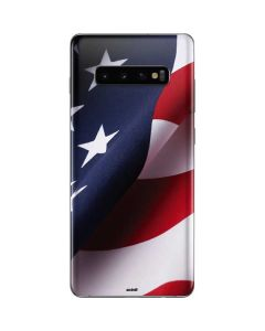 The American Flag Galaxy S10 Plus Skin